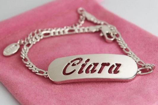 Name Bracelet Idea screenshot 3