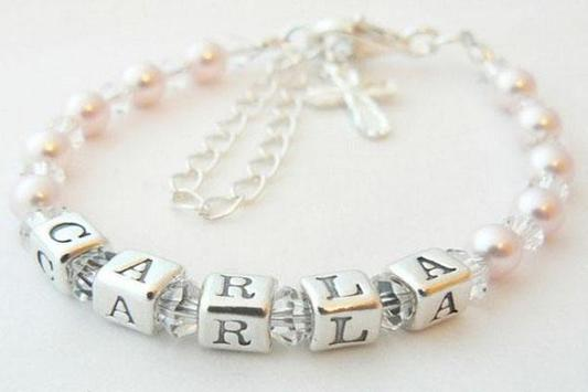 Name Bracelet Idea poster