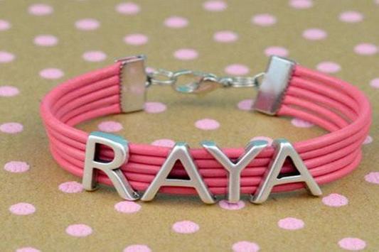 Name Bracelet Idea screenshot 2