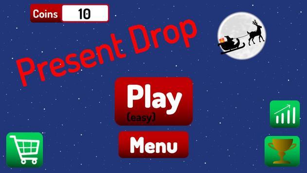 Present Drop poster