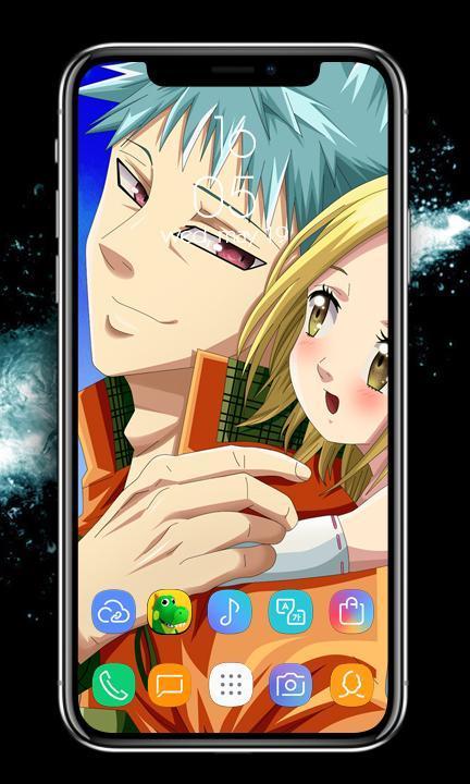 Anime Nanatsu No Taizai Hd Wallpaper Lock Screen For Android