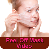 Natural Peel Off Mask at Home icon
