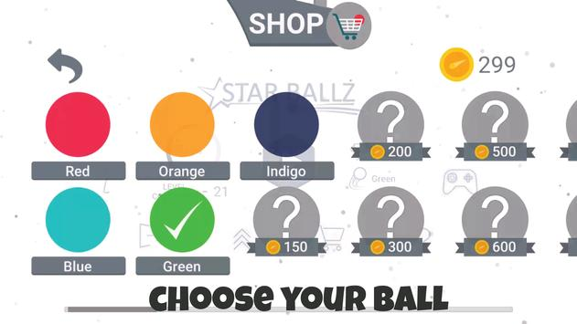 Star Ballz screenshot 2