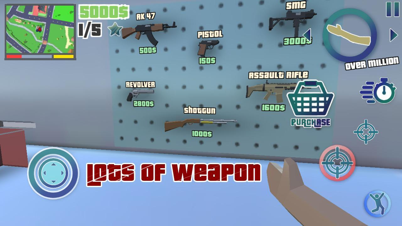 Dude The Wars: Best World Sandbox Simulator for Android