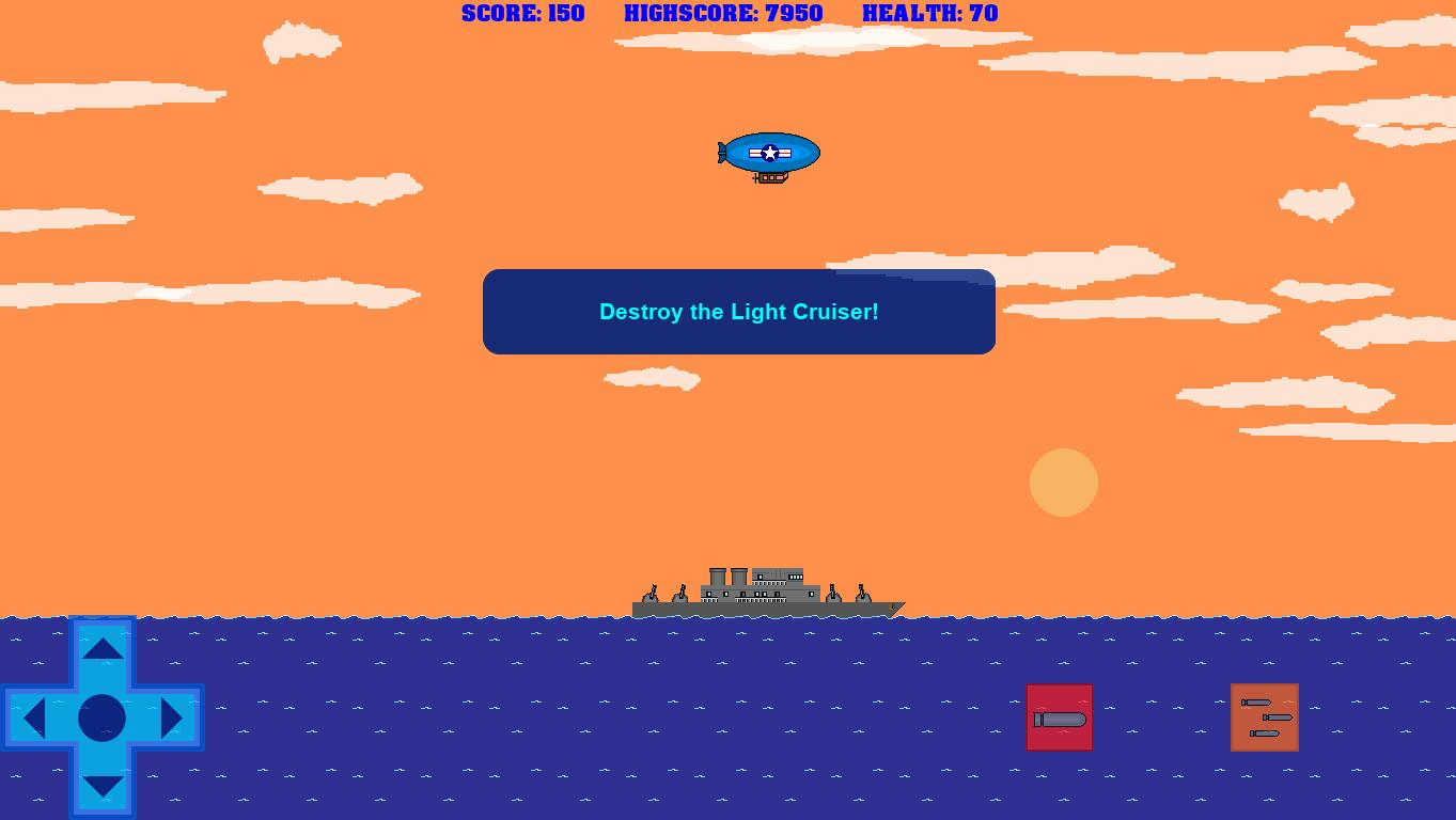 Blimp Bomber for Android - APK Download