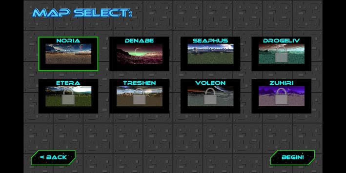 Interstellar Gunner screenshot 4