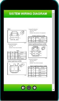 SISTEM WIRING DIAGRAM FOR CAR screenshot 3