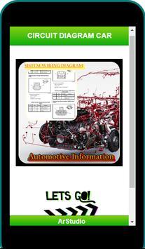 SISTEM WIRING DIAGRAM FOR CAR screenshot 5