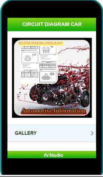SISTEM WIRING DIAGRAM FOR CAR screenshot 6