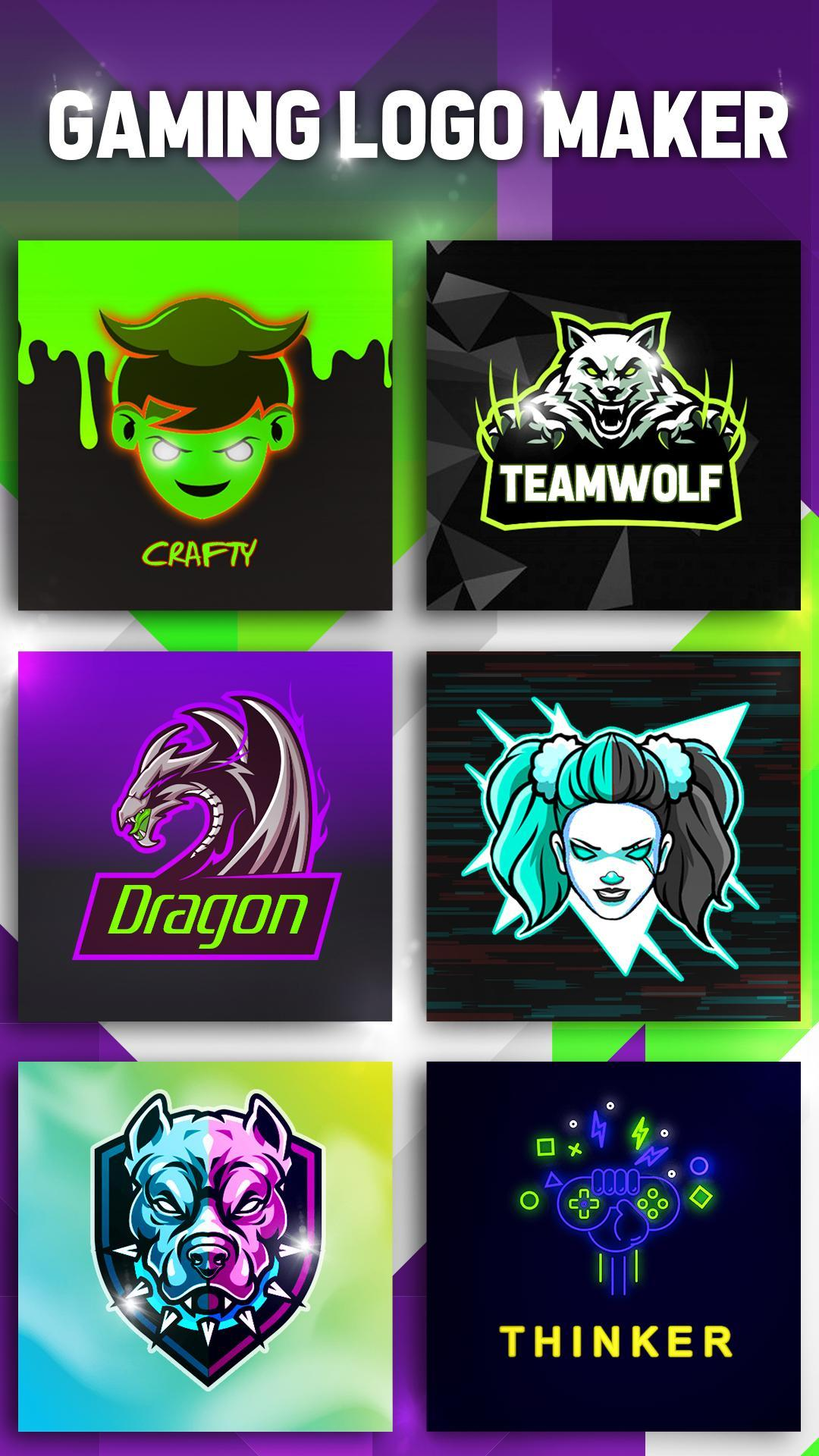 Gaming Logo Maker For Android Apk Download