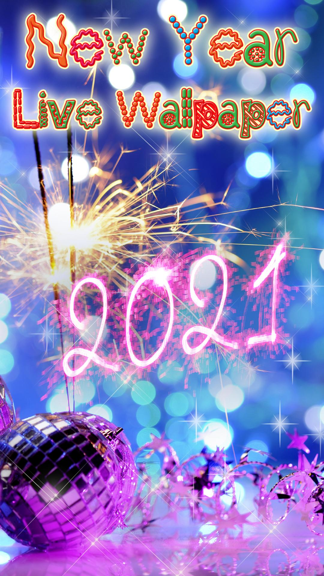 Happy New Year Wallpaper 2021 Holiday Background For Android Apk Download