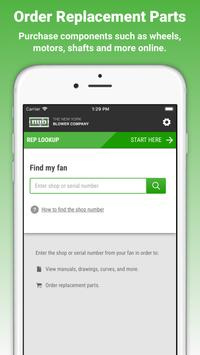NYB Mobile - Search Fans, Parts, Documents screenshot 2