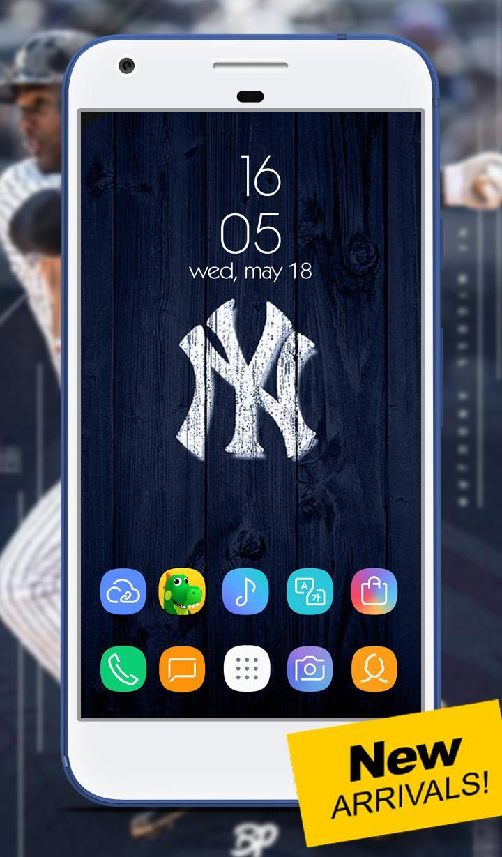 New York Yankees Ny Wallpaper For Android Apk Download