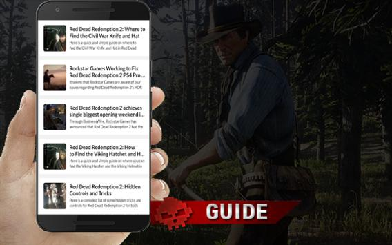 Guide for RDR2, Companion Tips poster