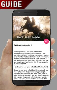 Guide for RDR2, Companion Tips screenshot 5
