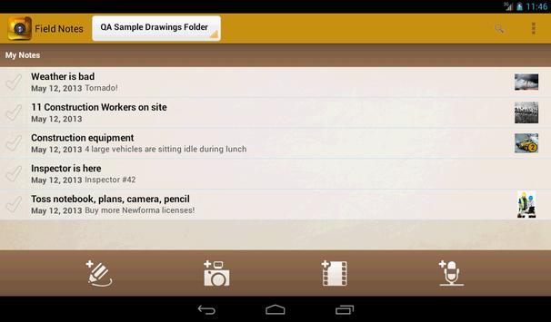 Field Notes screenshot 5