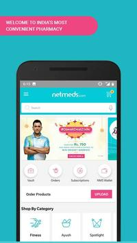 Netmeds screenshot 2
