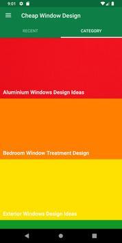 Cheap Window Design screenshot 9