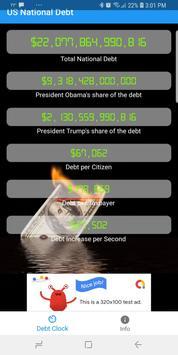US Debt screenshot 1