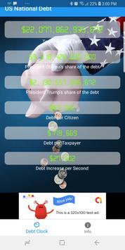 US Debt screenshot 2