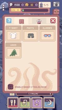 Cthulhu Virtual Pet 2 screenshot 4