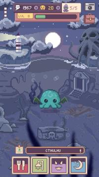 Cthulhu Virtual Pet 2 screenshot 3