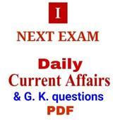 Next Exam Current Affairs & G. K. icon