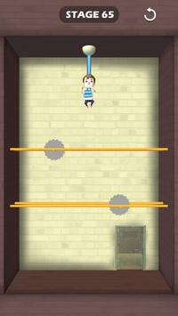 Rescue The Boy - Unique Rope Puzzle screenshot 4