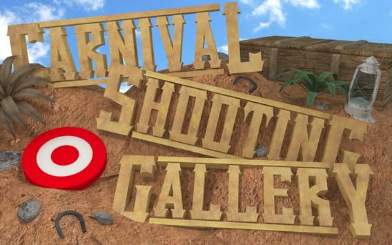 Carnival Shooting Gallery poster