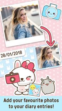 Niki: Cute Diary App poster