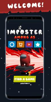 Imposter Among Us poster