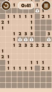 Puzzle game: Real Minesweeper screenshot 4