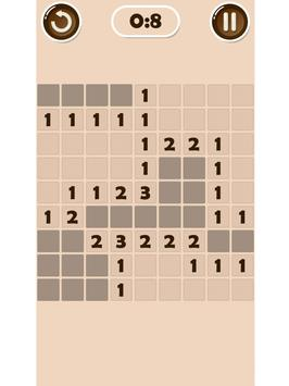 Puzzle game: Real Minesweeper screenshot 11