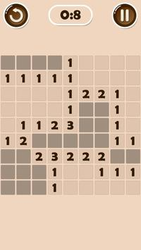 Puzzle game: Real Minesweeper screenshot 1