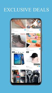 Login Wish Shopping App screenshot 1