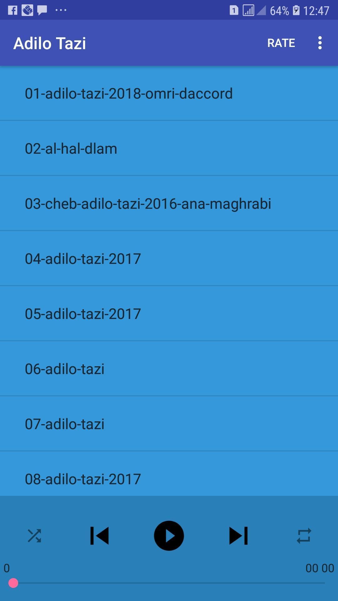 TÉLÉCHARGER ADILO TAZI SAMHOULI YA SHABI