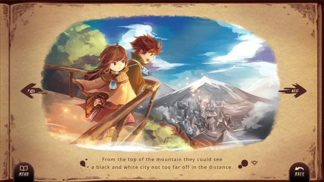 Lanota screenshot 3