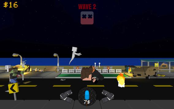 Rocket Launcher VS Zombies screenshot 1