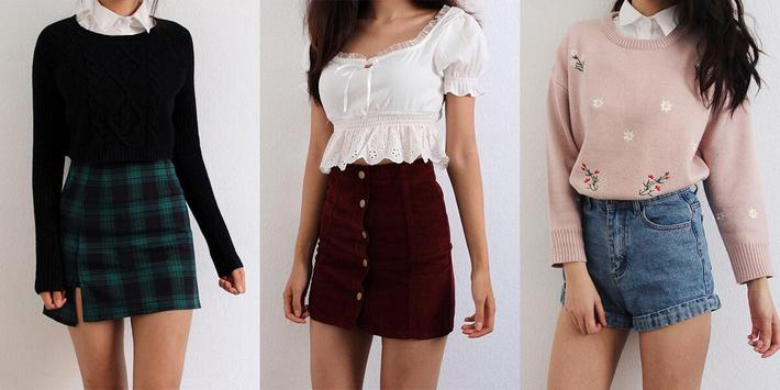 Outfit Ideas for Girls 2019 poster