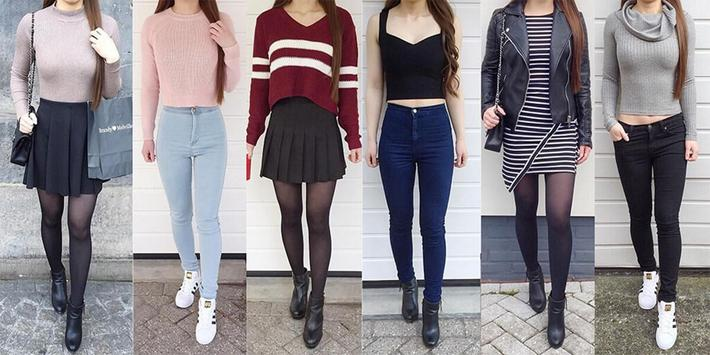 Outfit Ideas for Girls 2019 screenshot 3