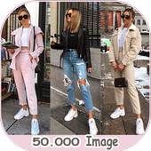 Outfits Of The Week 2019 . Casual + Fashionable icon
