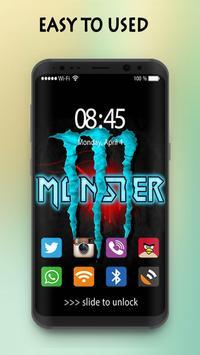 Wallpaper For Monster's Energy HD screenshot 5