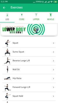T Fitness screenshot 2