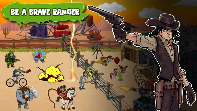 Zombie Ranch poster