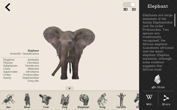 Animal 4D+ ảnh chụp màn hình 1