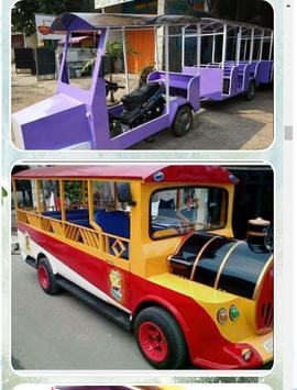 Odong Odong Train Design screenshot 2