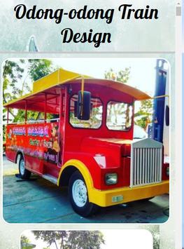 Odong Odong Train Design screenshot 4