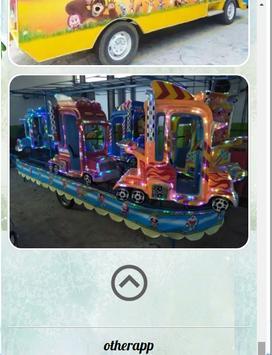 Odong Odong Train Design screenshot 9