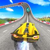 Impossible Mega Ramp Stunts Track Simulator icon