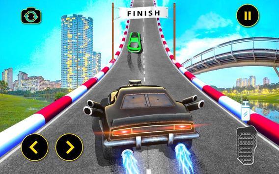 Impossible Mega Ramp Stunts Track Simulator screenshot 4